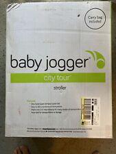 Baby Jogger City Tour Lightweight  Compact Travel Stroller garnet w Bag NEW