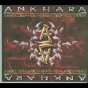 ANKHARA-2-II-CD-DIGIPAK-11-tracks-FACTORY-SEALED-NEW-2002-Locomotive-USA