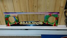 WILLIAMS ROADSHOW Pinball Machine Speaker Panel DMD BRAND NEW