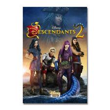 Descendants 2 Dove Cameron 2017 Movie Silk Canvas Poster 13x20 32x48/'/'