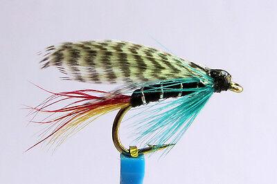 5 x Mouche peche Noyée bille Olive Dadat H10//12//14 fliegen wet fly trout truite
