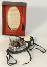 LIGHT METER NORWOOD DIRECTOR UNTESTED AS IS