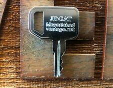 1 Key Fits John Deere Gator Xuvhpxgx Gtlx Mowers Pn Am131841