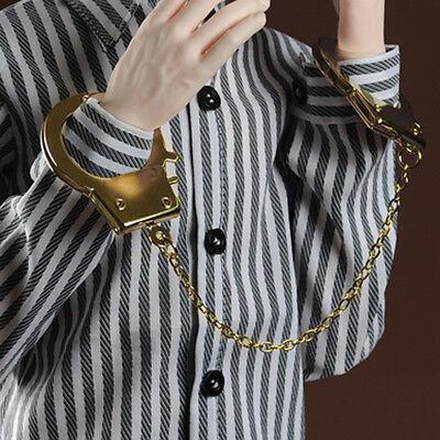 Handcuffs Dollmore BJD Article Glamor Model Doll Man Over Size Gold - N