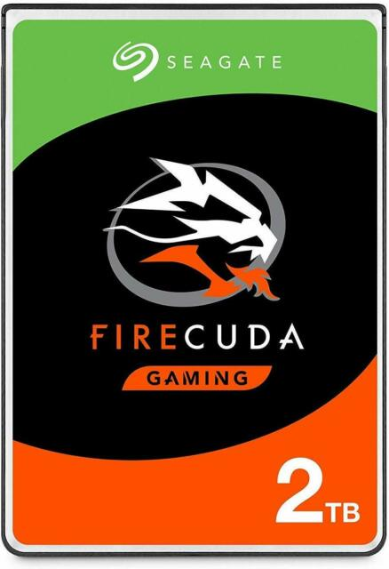 Seagate FireCuda ST2000LX001 2 TB 2.5