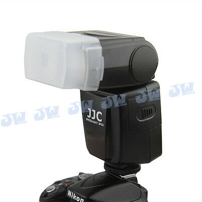 JJC Speedlite Flash Diffuser Bounce Cap For Sony HVL-FH1100 HVL-F1000 & JJC SF33