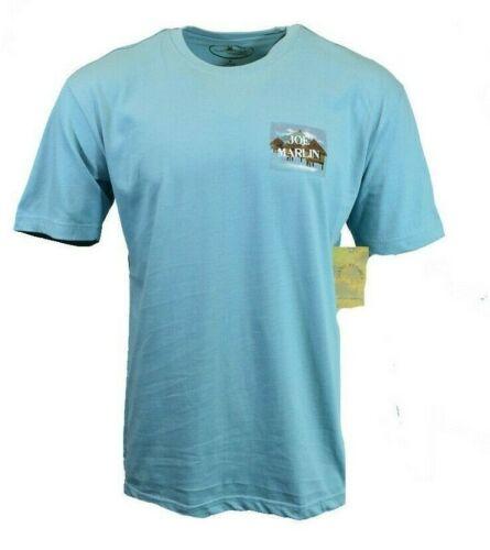 ISLAND REPUBLIC Mens T Shirt S M XL XXL Funny Graphic USA Surf Hawaiian Tee Blue