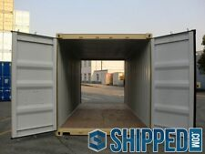 NEW 20FT DOUBLE DOOR SHIPPING CONTAINER home/business storage in Los Angeles, CA
