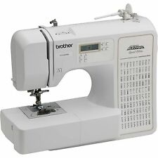 Computerized 100-Stitch Project Runway Sewing Machine CE1100PRW Brother