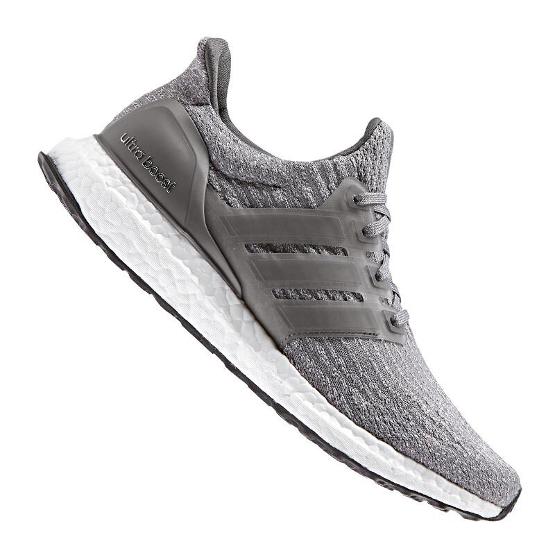 Adidas Ultra Ultra Ultra Boost COURANT Mesdames gris blancooo 01c132