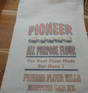 RL-33-PIONEER-Flour-Bag-Sack-Feed-Seed-Novelty-Collectible