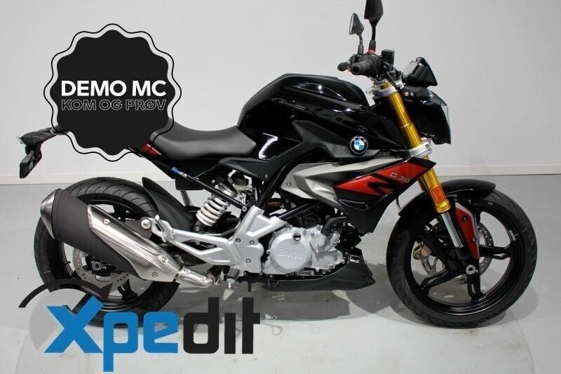 BMW, G 310 R, ccm