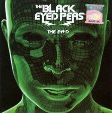 THE BLACK EYED PEAS - THE END ALBUM (CD BRAND NEW SEALED, 2009)