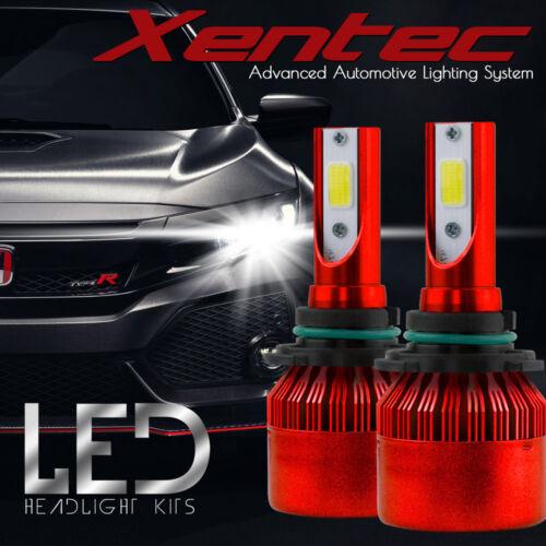 160W 16000lm 9005 HB3 9145 9140 H10 LED Headlight Fog Lights Bulbs Kit 6000K