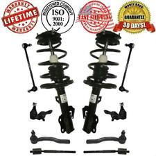 Front Strut Shock & Coil Spring Assembly + Suspension Kit 2002-2003 Camry ES300