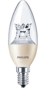 Philips-Master-LED-Candle-Kerze-4W-25W-Warm-Kronleuchter-DIMMBAR-DimTone-E14