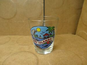 Honduras Shot Glass