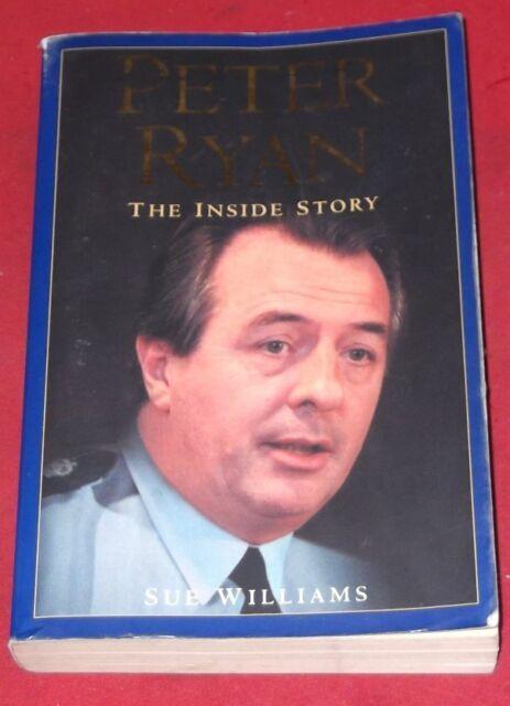 PETER RYAN ~ The Inside Story ~ SUE WILLIAMS