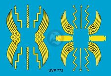 Peddinghaus 1/16 Roman Legionary Shield Heraldry (2 types Verlinden 773) UVP0773