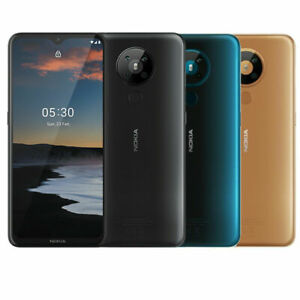 "Nokia 5.3 (TA-1234) 6GB / 64GB 6.55"" HD+ Factory Unlocked Dual SIM"