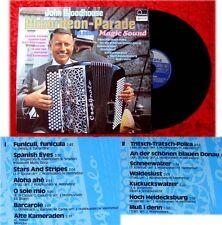 LP John Woodhouse: Akkordeon Parade im Magic Sound