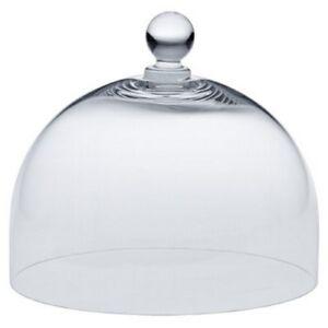 glashaube f r tortenplatte 23 cm haube glasglocke glas abdeckhaube vintage ebay. Black Bedroom Furniture Sets. Home Design Ideas