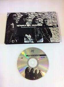 HEROES DEL SILENCIO - SENDEROS DE TRAICION - CD - EDICION ESPECIAL LIBRO + CD