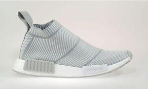 ensalada A tientas Maligno  Adidas NMD City Sock Primeknit PK Grey Size 9.5. S32191 Yeezy Ultra Boost  CS1 | eBay