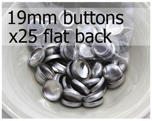 19mm-self-cover-metal-BUTTONS-FLAT-backs-sz-30-25-QTY-FREE-instructions