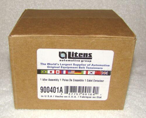 Litens Drive Belt Idler Pulley 900401A
