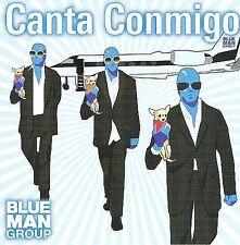 Blue Man Group - Canta Conmigo (CD, Rhino) Funky Junction, Onionz Swirv Mix