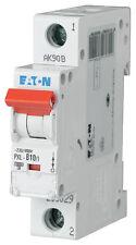 Moeller PXL-B10/1 Leitungsschutzschalter B-Charakteristik, 1polig  10A