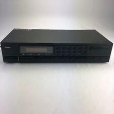 Sansui T-1000 Quartz PLL Digital Synthesizer Stereo Am/fm Tuner