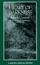 Heart of Darkness Joseph Conrad Norton Literary Criticism Robert Kimbrough 3rd