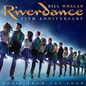 Bill-Whelan-RIVERDANCE-25TH-ANNIVERSARY-MUSIC-CD-Sent-Sameday