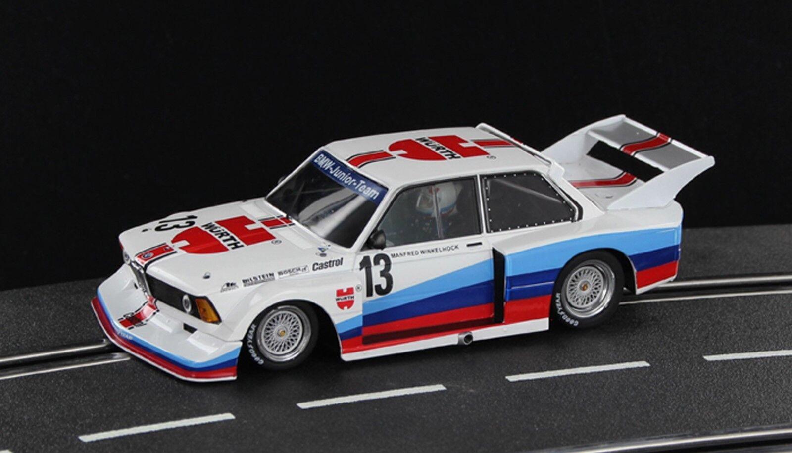 Sideways SW58A, BMW 320 Gr5, BMW Junior Tea Winkelhock  13, 1 32