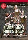 Shakespeares Globe on Screen a Midsummer Nights Dream DVD 2014