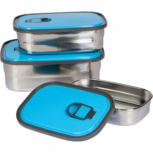Cookware, Dining & Bar Stainless Steel Food Container Bento Lunch Box for Kids or Adults 1 Grid