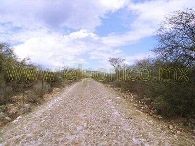 TERRENO EN VENTA 351VTX Las Higueras Tequisquiapan Queretaro