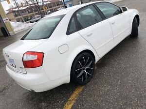 Audi for sale low kms No issues