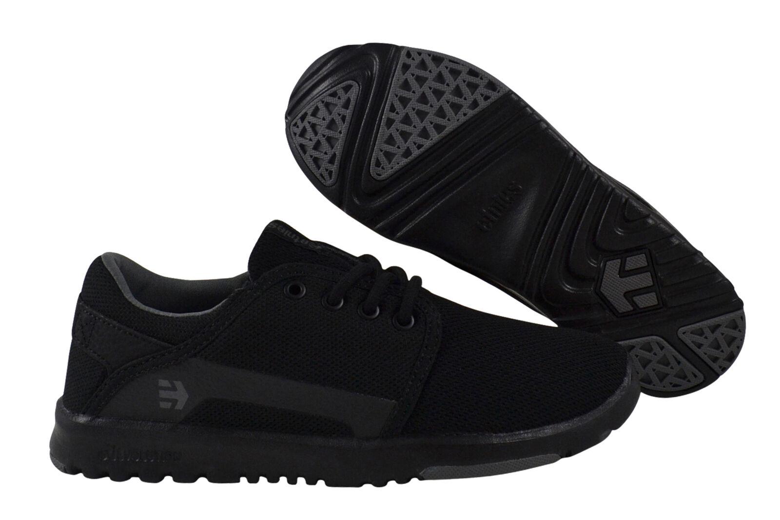 Etnies Scout W's schwarz Grau Sneaker Schuhe schwarz