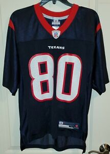 Details about Reebok - Houston Texans - Andre Johnson Jersey - Size Small