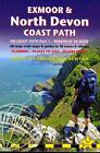 SW Coast Path: Exmoor & North Devon Coast Path - A Practical Guide with 58 Maps, Places to Stay, Places to Eat Part 1 von Henry Stedman und Joel Newton (2012, Taschenbuch)