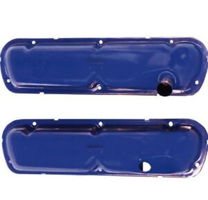 Dynacorn Mustang Valve Covers Standard 289 Blue 1964 1965 1966