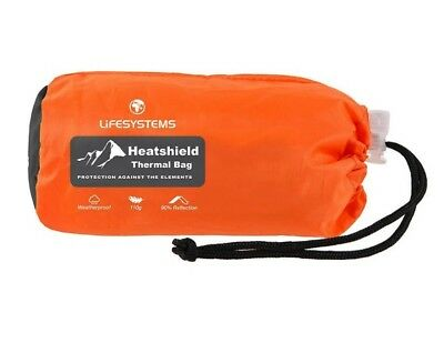 Lifesystems Heatshield Bag Lightweight Heat Reflective Reusable Bag 42150