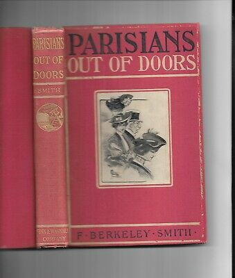 1901 The Real Latin Quarter by F. Berkeley Smith 1st, 19th
