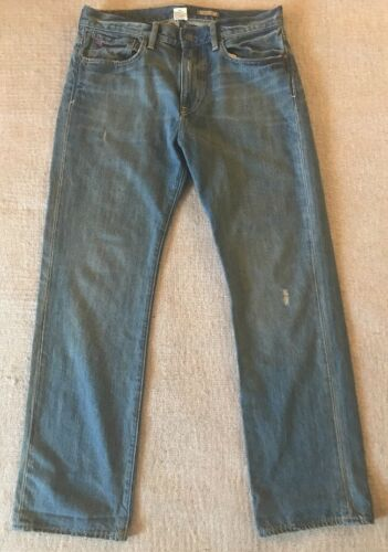 Homme Lauren f2 Polo Vintage pour Blue 67 Jeans de 32x32 Ralph qaRwfIYp