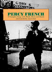 Details about Songs Of Percy French Learn to Play Irish Piano Guitar MLC  Music Book