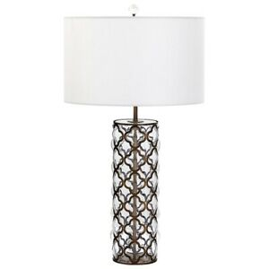 Cyan lighting 07978 Corsica - One Light Large Table Lamp - 16.5 Inches Wide by