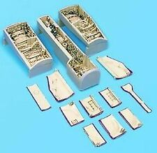 AIRES HOBBY 1//48 F16 WHEEL BAY FOR HSG4194